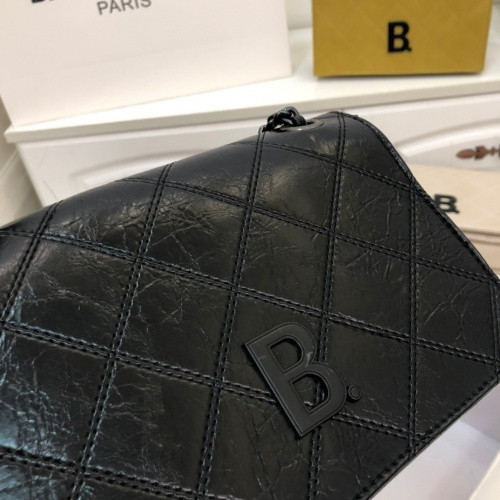 Replica Balenciaga AAA Quality Shoulder Bags #772982 $66.93 USD for Wholesale