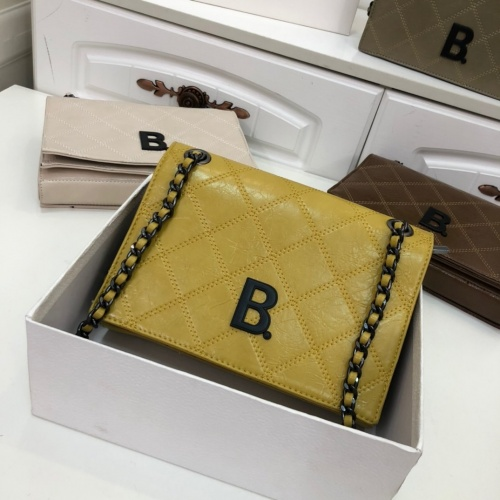 Balenciaga AAA Quality Shoulder Bags #772988 $66.93, Wholesale Replica Balenciaga AAA Quality Messenger Bags