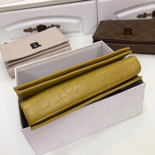 Replica Balenciaga AAA Quality Shoulder Bags #772988 $66.93 USD for Wholesale