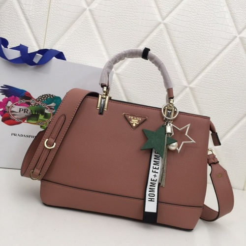 Prada AAA Quality Handbags For Women #773017 $99.91, Wholesale Replica Prada AAA Quality Handbags