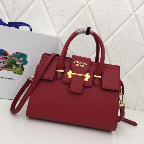 Prada AAA Quality Handbags For Women #773026