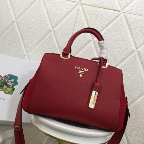 Prada AAA Quality Handbags For Women #773057