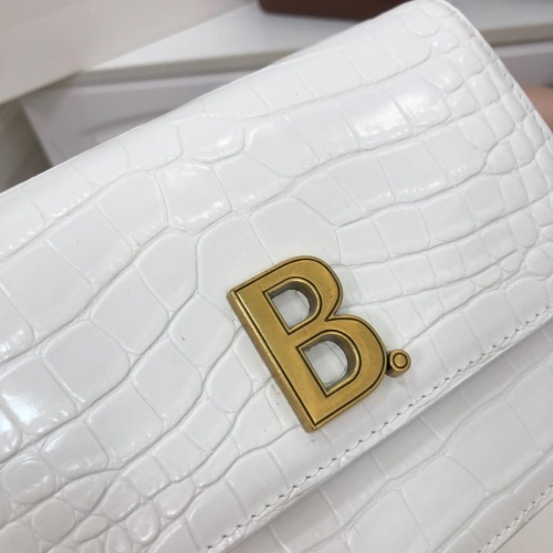 Replica Balenciaga AAA Quality Messenger Bags For Women #773066 $102.82 USD for Wholesale
