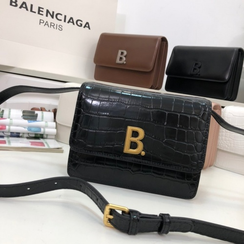 Balenciaga AAA Quality Messenger Bags For Women #773067 $102.82 USD, Wholesale Replica Balenciaga AAA Quality Messenger Bags