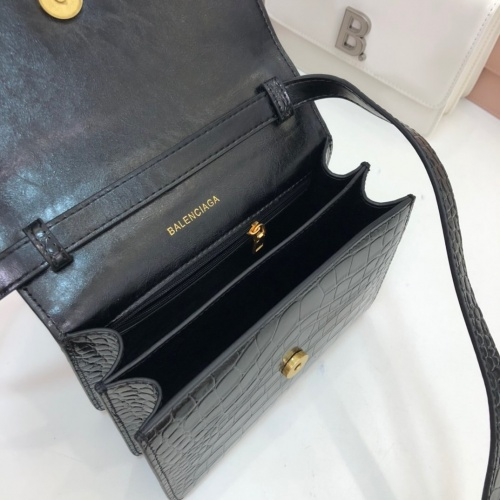 Replica Balenciaga AAA Quality Messenger Bags For Women #773067 $102.82 USD for Wholesale