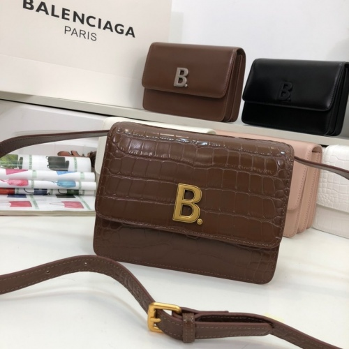 Balenciaga AAA Quality Messenger Bags For Women #773069 $102.82 USD, Wholesale Replica Balenciaga AAA Quality Messenger Bags