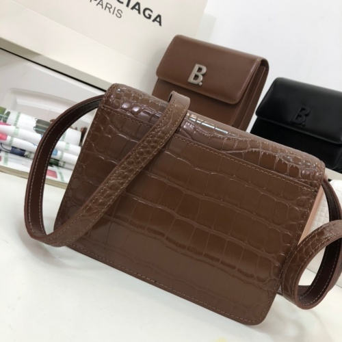 Replica Balenciaga AAA Quality Messenger Bags For Women #773069 $102.82 USD for Wholesale