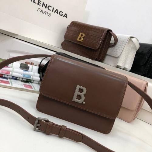 Balenciaga AAA Quality Messenger Bags For Women #773071 $102.82, Wholesale Replica Balenciaga AAA Quality Messenger Bags