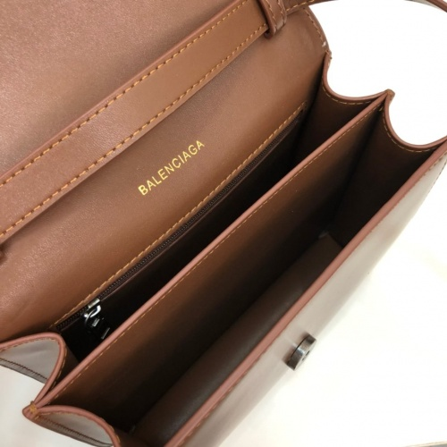 Replica Balenciaga AAA Quality Messenger Bags For Women #773071 $102.82 USD for Wholesale