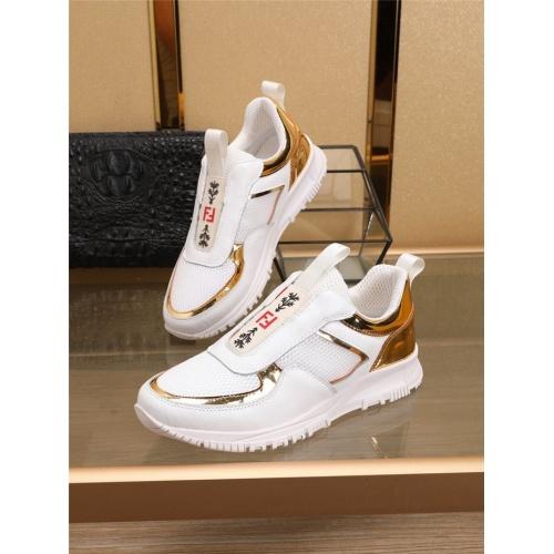 Fendi Casual Shoes For Men #773086
