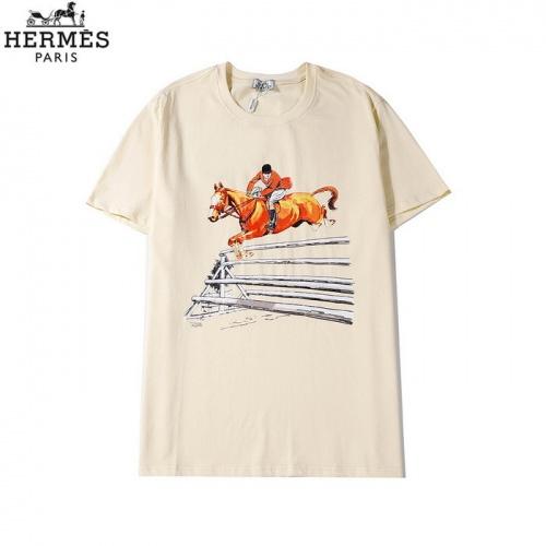 Hermes T-Shirts Short Sleeved O-Neck For Men #773171