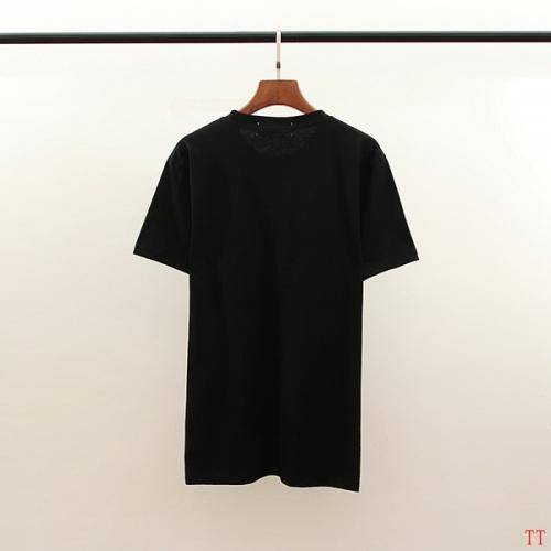Replica Bape T-Shirts Short Sleeved O-Neck For Men #773244 $26.19 USD for Wholesale