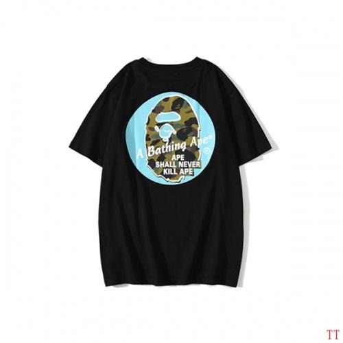 Bape T-Shirts Short Sleeved O-Neck For Men #773246