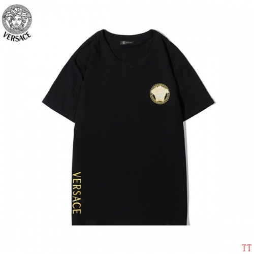 Versace T-Shirts Short Sleeved O-Neck For Men #773316