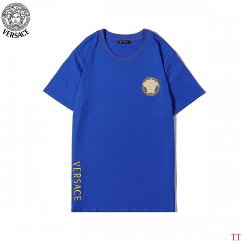 Versace T-Shirts Short Sleeved O-Neck For Men #773317