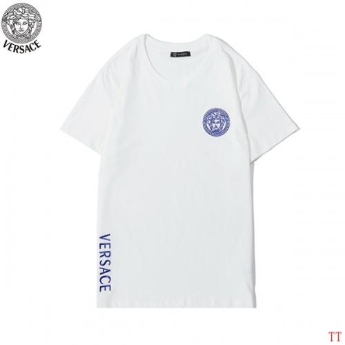Versace T-Shirts Short Sleeved O-Neck For Men #773318