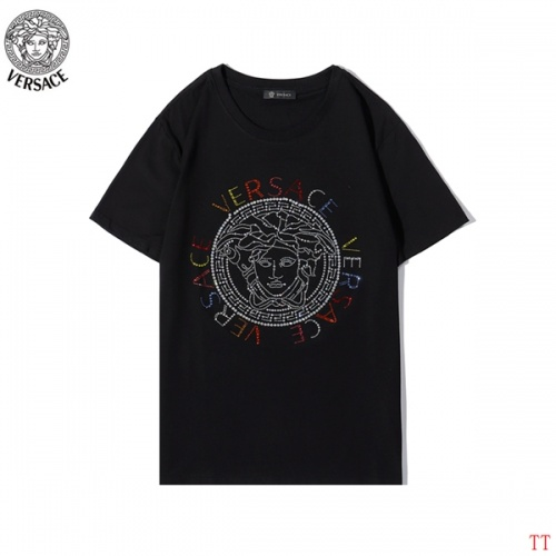 Versace T-Shirts Short Sleeved O-Neck For Men #773321