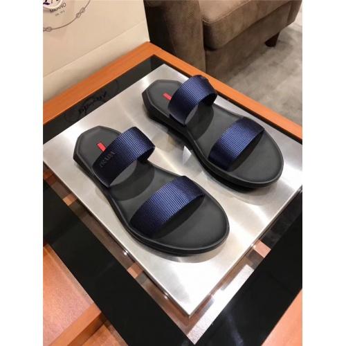 Prada Slippers For Men #773382