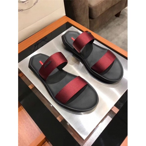 Prada Slippers For Men #773384