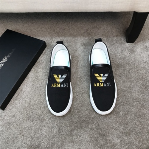 Armani Casual Shoes For Men #773387