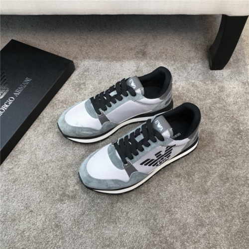 Armani Casual Shoes For Men #773401