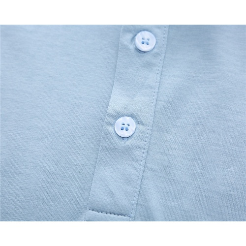 Replica Tommy Hilfiger TH T-Shirts Short Sleeved Polo For Men #773628 $26.19 USD for Wholesale