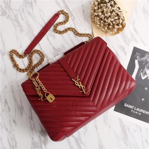 Yves Saint Laurent YSL AAA Quality Messenger Bags #773631