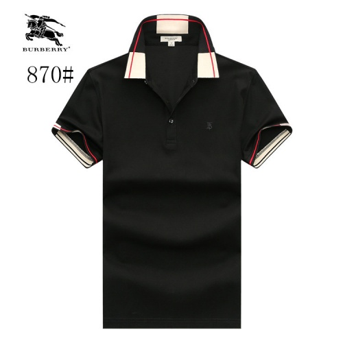 Burberry T-Shirts Short Sleeved Polo For Men #773655