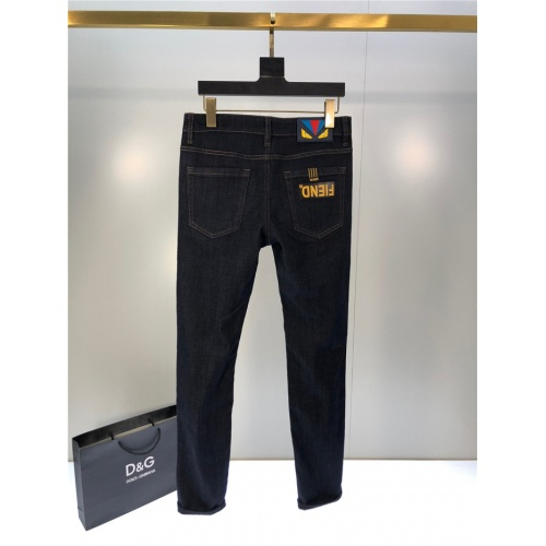 Fendi Jeans Trousers For Men #773681