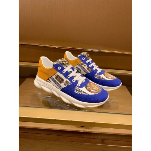 Versace Casual Shoes For Men #773865