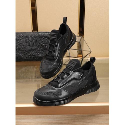Prada Casual Shoes For Men #773897
