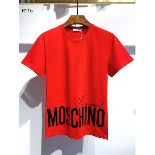 Moschino T-Shirts Short Sleeved O-Neck For Men #773963