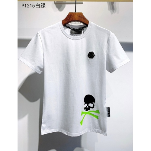 Philipp Plein PP T-Shirts Short Sleeved O-Neck For Men #773975