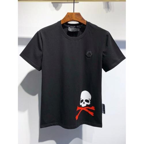 Philipp Plein PP T-Shirts Short Sleeved O-Neck For Men #773977