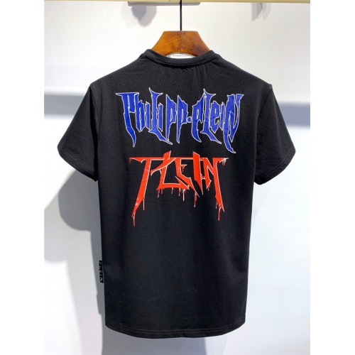 Replica Philipp Plein PP T-Shirts Short Sleeved O-Neck For Men #773982 $26.19 USD for Wholesale