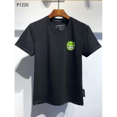 Philipp Plein PP T-Shirts Short Sleeved O-Neck For Men #773986 $24.25, Wholesale Replica Philipp Plein PP T-Shirts