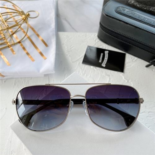 Chrome Hearts AAA Quality Sunglasses #774026
