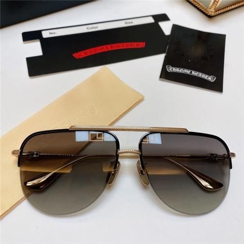 Chrome Hearts AAA Quality Sunglasses #774035
