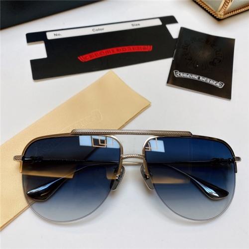 Chrome Hearts AAA Quality Sunglasses #774038