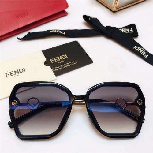 Fendi AAA Quality Sunglasses #774039