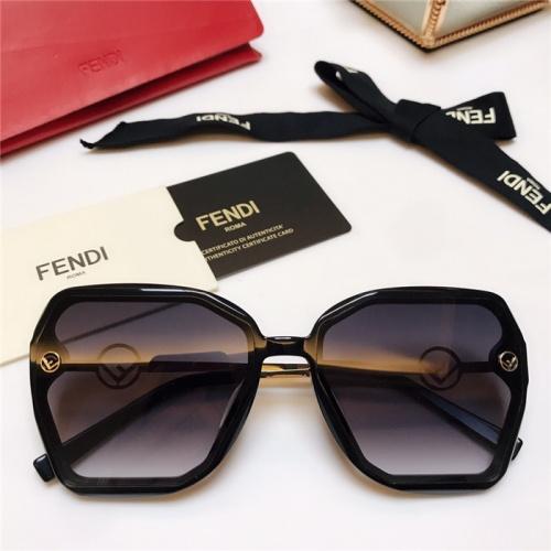 Fendi AAA Quality Sunglasses #774040