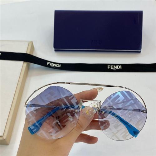 Fendi AAA Quality Sunglasses #774051