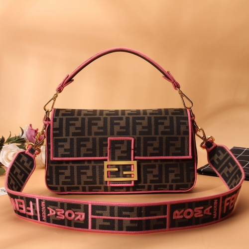 Fendi AAA Messenger Bags #774082