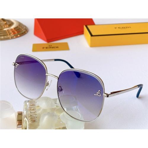 Fendi AAA Quality Sunglasses #774113