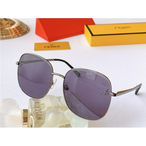 Fendi AAA Quality Sunglasses #774115