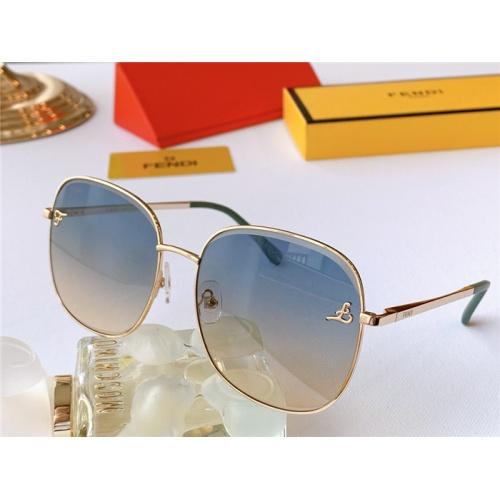 Fendi AAA Quality Sunglasses #774116