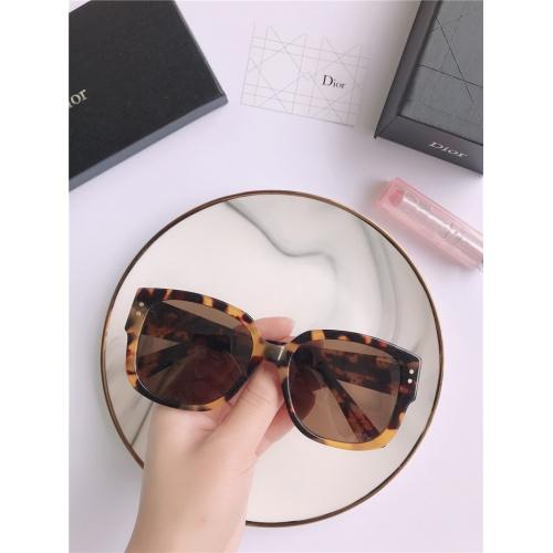 Christian Dior AAA Quality Sunglasses #774119