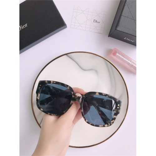 Christian Dior AAA Quality Sunglasses #774120