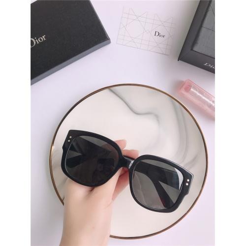 Christian Dior AAA Quality Sunglasses #774121