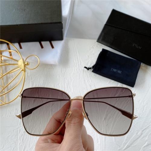 Christian Dior AAA Quality Sunglasses #774125